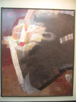 416)①時計台 「2007 春陽会道作家展(絵画部)」 11月26日(月)~12月1日(土)_f0126829_1617124.jpg