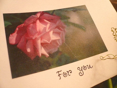クリスマスの贈り物。。。For You。*。。*。:☆.。† _a0053662_1452923.jpg