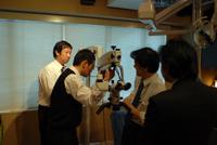 完全個室・完全予約制・ラバーダム防湿法・そしてマイクロスコープ/microscope 顕微鏡歯科治療の時代へ_e0004468_21273374.jpg