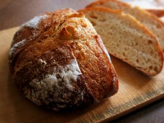 有機玄米味噌と押麦のカンパーニュ_c0110869_13235043.jpg