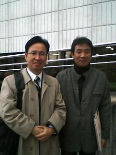 原子力発電所の老朽化と運転継続、韓国KBSの取材うける_e0068696_21385391.jpg