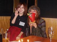 CHERIEのニット&昨日のお誕生日会☆ byMiyuki_f0053343_2055597.jpg