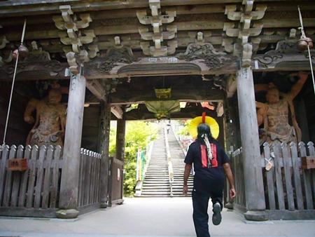 長老ラオー二、日本を行く  (7) 安芸の宮島へ_f0141559_123533.jpg