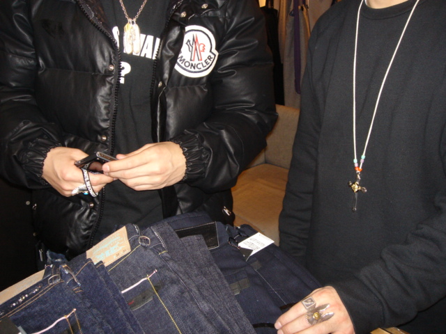 LEVI\'S STORE PARTY_f0011179_6441413.jpg