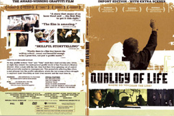 Quality of Life / DVD_c0155077_11481046.jpg