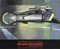 Blade Runner: The Final Cut Set of 8 Promo Print_c0155077_11515257.jpg