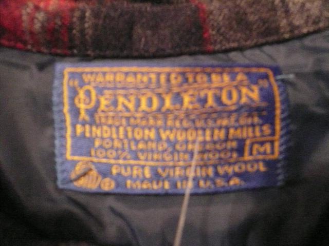 Pendleton入荷!!!_f0137481_1881819.jpg