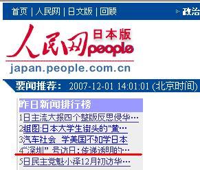 海軍軍艦初訪日に関する評論 人民網日本版アクセス4位に_d0027795_15155580.jpg