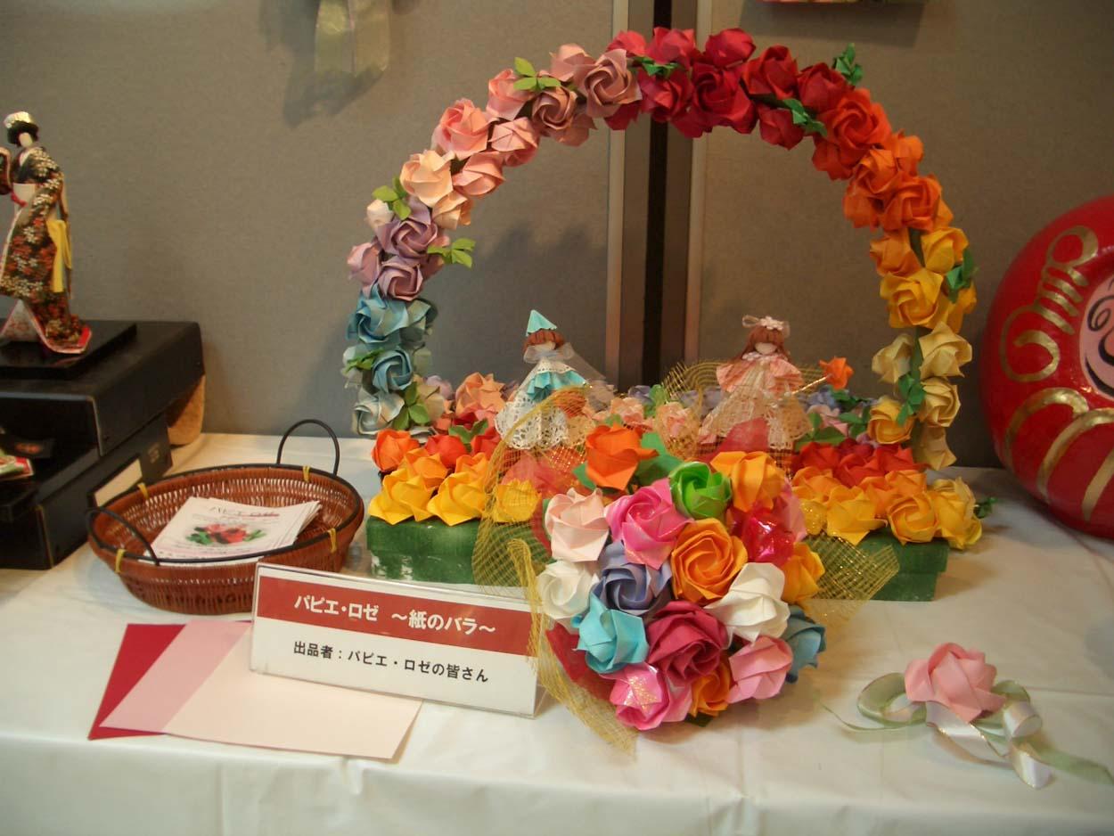 富士市の紙文化 紙バンド工芸!_f0141310_22135535.jpg