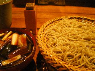 蕎麦 「潮」  <西国分寺>_c0118352_0153082.jpg