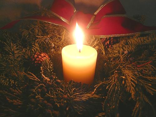 クリスマス・アドヴェント第1主日とロミアス**。.☆*:.。.☆*†_a0053662_1871885.jpg