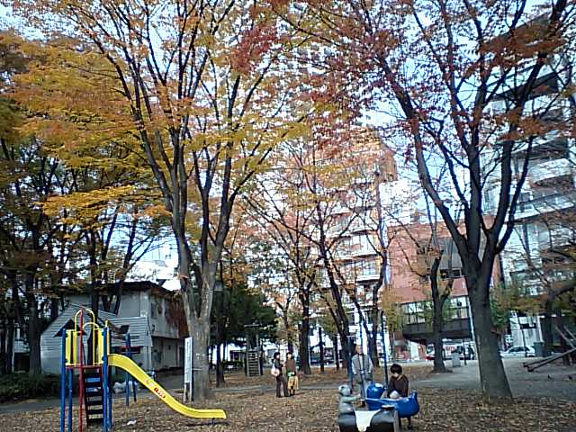 漢語角開催される西池袋公園の写真その4_d0027795_11102326.jpg