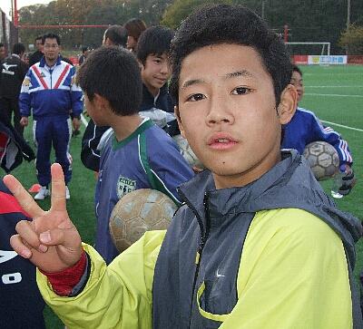 フジパンカップ ~秋田選抜U-12埼玉遠征編~_e0127003_0148100.jpg