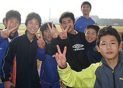 フジパンカップ ~秋田選抜U-12埼玉遠征編~_e0127003_2305836.jpg