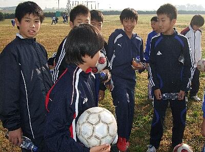 フジパンカップ ~秋田選抜U-12埼玉遠征編~_e0127003_2312121.jpg