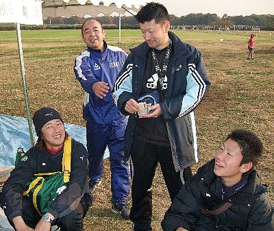 フジパンカップ ~秋田選抜U-12埼玉遠征編~_e0127003_2344128.jpg