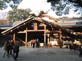 猿田彦神社参拝旅行_d0105615_1916495.jpg