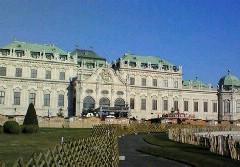ベルヴェデーレ宮殿_e0071324_12503444.jpg