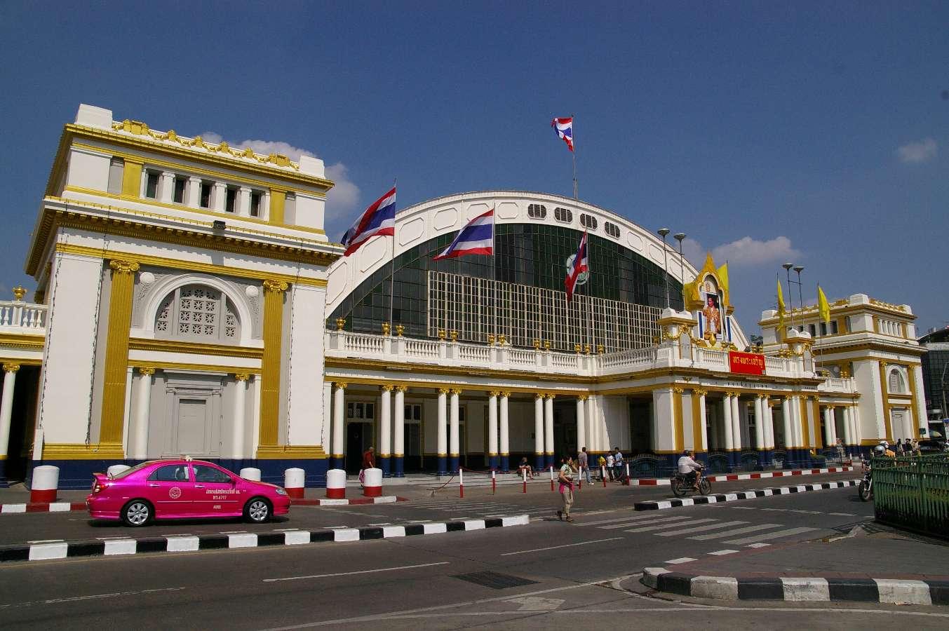 タイ - 7回目(その3)バンコク中央駅_b0069128_12482321.jpg