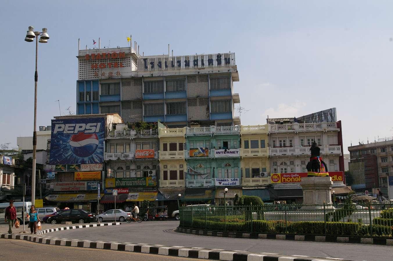 タイ - 7回目(その3)バンコク中央駅_b0069128_12544390.jpg