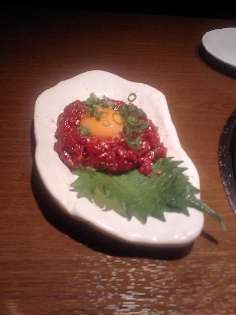 ご近所んまいもんシリーズ アジア料理編「焼き肉」_f0128542_1065685.jpg