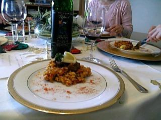 第5回ハンガリー料理とハンガリーワインを楽しむ会_f0019063_1651675.jpg
