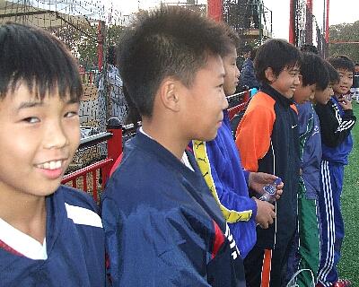 フジパンカップ ~秋田選抜U-12埼玉遠征編~_e0127003_0202182.jpg