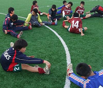 フジパンカップ ~秋田選抜U-12埼玉遠征編~_e0127003_0212197.jpg
