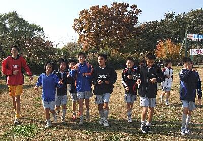 フジパンカップ ~秋田選抜U-12埼玉遠征編~_e0127003_2375432.jpg