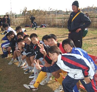 フジパンカップ ~秋田選抜U-12埼玉遠征編~_e0127003_293573.jpg