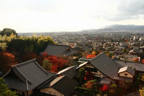 京都紅葉ウォーキング Ⅱ 圓光寺_d0055236_1612016.jpg