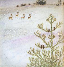 こまったクリスマス_c0085543_22544536.jpg