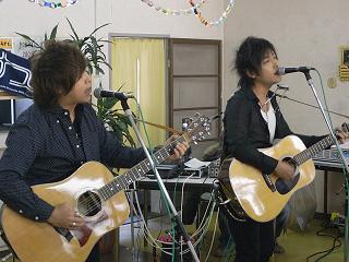 サスケ出張ライブ in 鈴鹿短期大学_e0013944_2574379.jpg
