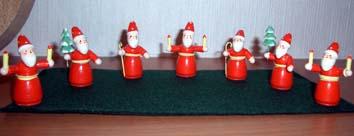 クリスマス  ディスプレイ Ⅰ_f0129726_20472719.jpg