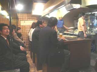 新梅田食道街 お好み焼 きじ_b0054727_1283181.jpg