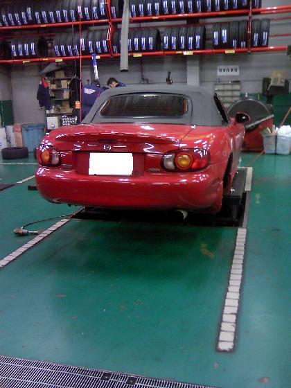 タイヤに注意!_f0128542_10505836.jpg