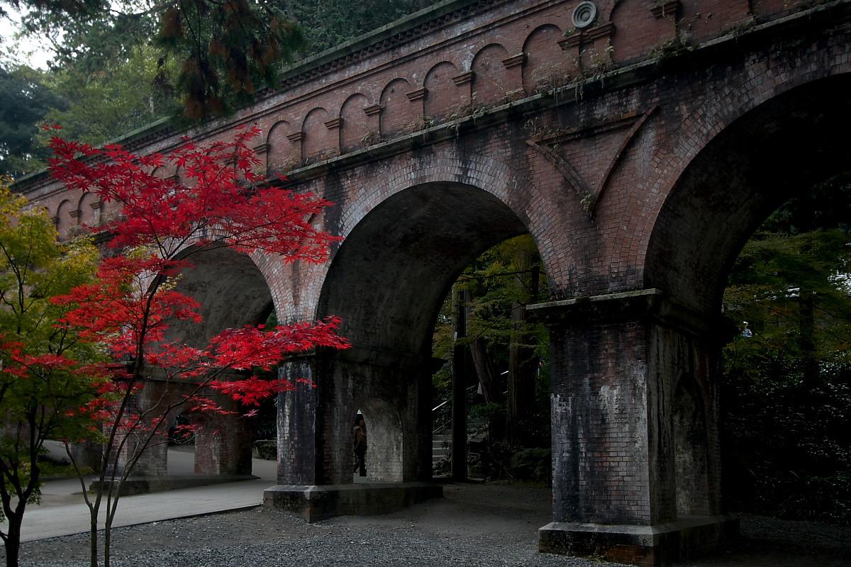 紅葉 2007 <南禅寺> 1_f0021869_4291194.jpg