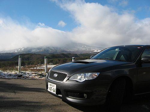 雪男とtuned by STI 2007の5速オートマ_f0076731_7112789.jpg