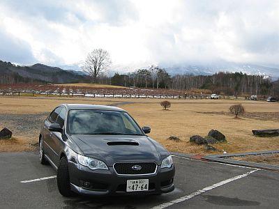 雪男とtuned by STI 2007の5速オートマ_f0076731_7131374.jpg