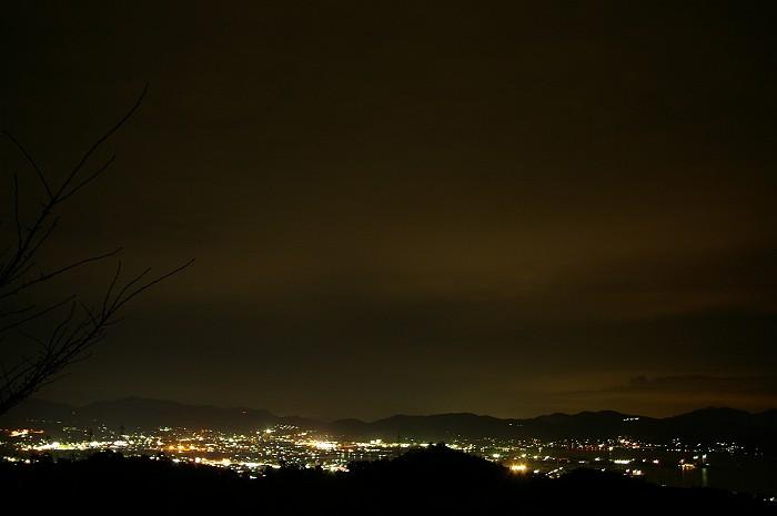 尾道水道夜景_c0152379_21252882.jpg