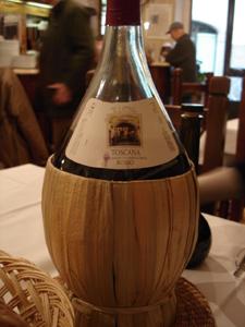 フィレンツェでビステッカを食べるなら~IL LATINI~_f0106597_2204579.jpg