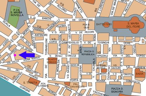 フィレンツェでビステッカを食べるなら~IL LATINI~_f0106597_2355631.jpg