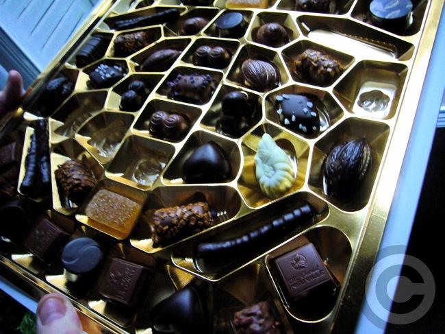 ■パリ市長からのチョコレート(パリ)_a0014299_928303.jpg