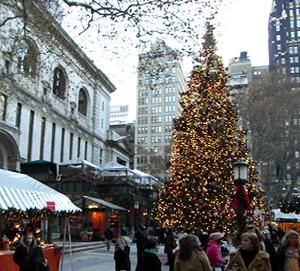 ブライアント・パークのクリスマスツリー 2007_b0007805_1683221.jpg
