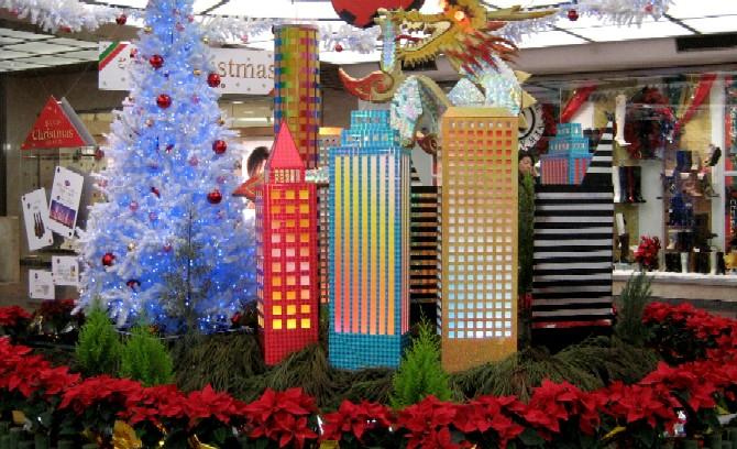 12月の三宮は クリスマス_c0009275_1632499.jpg