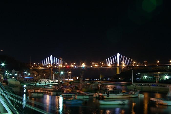 尾道水道夜景_c0152379_2146582.jpg