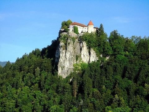 3日目(8/24):スロヴェニア アルプスの瞳「ブレッド湖」(1)_a0039199_23161699.jpg