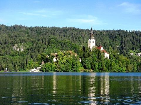 3日目(8/24):スロヴェニア アルプスの瞳「ブレッド湖」(1)_a0039199_23172543.jpg