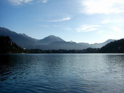 3日目(8/24):スロヴェニア アルプスの瞳「ブレッド湖」(1)_a0039199_23191365.jpg
