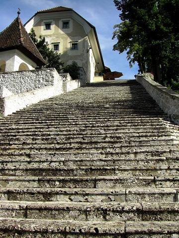 3日目(8/24):スロヴェニア アルプスの瞳「ブレッド湖」(1)_a0039199_23211114.jpg